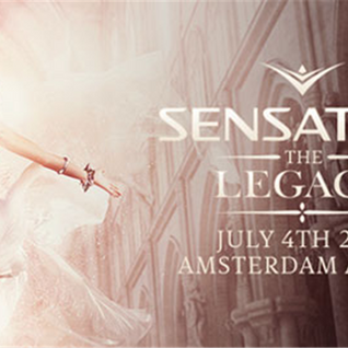 Laidback Luke - Live @ Sensation Amsterdam 2015, The Legacy - 04.07.2015