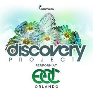 Insomniac Discovery Project: EDC Orlando by Dj Little Maniac