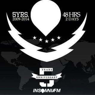 d-feens - 5th Year Anniversary - InsomniaFm