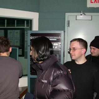 Marko Katic + DJ Mani + m50 @ etc, WNUR 2002.01.19