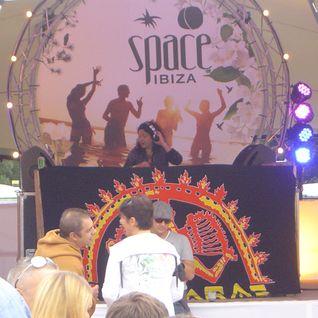 Eva Pacifico - Kumharas @ Armada Festival - Amsterdam July 2011