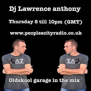 dj lawrence anthony pcr radio 31/03/16