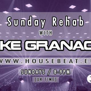 Sunday Rehab 45 - Mike Granacki - HouseBeat Radio - 21022016