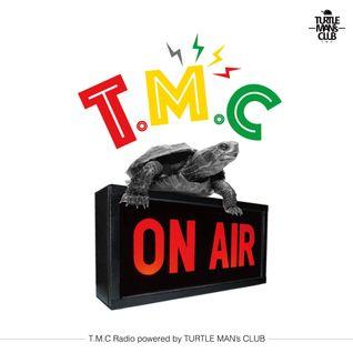 第5回 レゲエバラエティ番組 「 T.M.C RADIO」 専業主婦 NAOMI, 博学ラスタ OGA, 文句担当 PANCHO