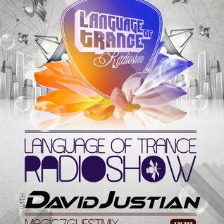 Language of Trance 242 with David Justian & Magic 7 Guestmix Aero 21 /HUN/