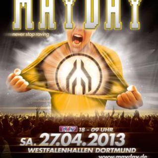 Pet Duo - Live @ Mayday Dortmund 2013 (27-04-2013)