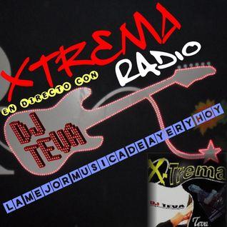 Programa 89ºOriginales, remixes y mash-ups para Extrema radio by DJ TEVA.