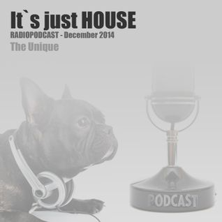 The Unique - It`s just House - Radiopodcast - December 2k14