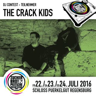 Z&P 2016 DJ Contest Mix by THE CRACK KIDS