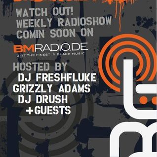 DJ Freshfluke for Urbanology Radio - 2014, June 13th