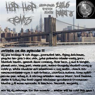 Hip Hop Gemz 2016 part 8 mix by Dj Anhonym
