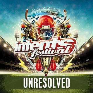 Unresolved at Intents Festival 2016