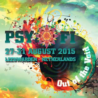 Pollux - Psy-Fi Festival 2015 /Alternative stage/