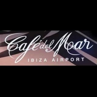 Cafe del Mar Ibiza lounge airport