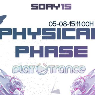 SoloTrance Day 2015 - Physical Phase Session