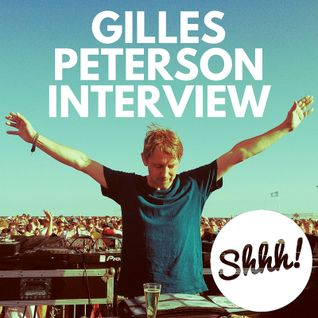 Live interview with Gilles Peterson ahead of his Bali debut at Sun Down Circle First Anniversary