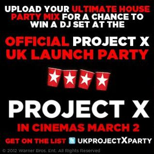 PROJECT X DJ Competition