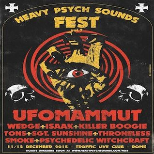 Volksradio Moos Year 23 part 8: 2h Heavy Psych Sounds Fest Vol 2