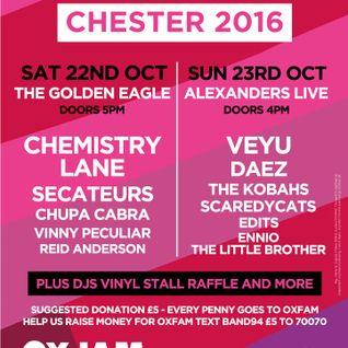 Oxjam Chester 2016 Special