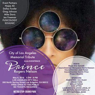 May 6, 2016 LA Memorial Concert