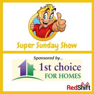 Super Sunday Show 30th May Felix and Greta on talking about the Gang Show