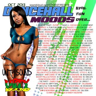 Unity Sound - Dancehall Moods 4 - Gal Tun Over Mix - Oct 2013