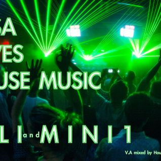 K I L I  &  M I N I   1  - Houssam Zak - Casa Loves House Music !