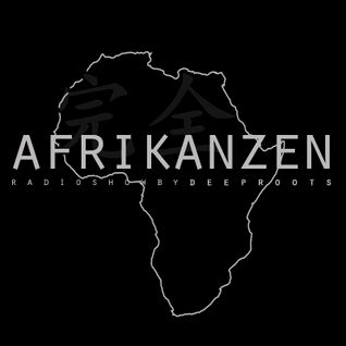 Afrikanzen radio show | Promo mix | By Deep Roots