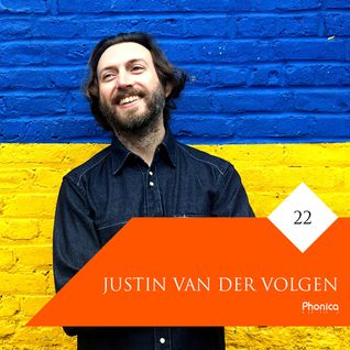 Phonica Mix Series 22: Justin Van Der Volgen