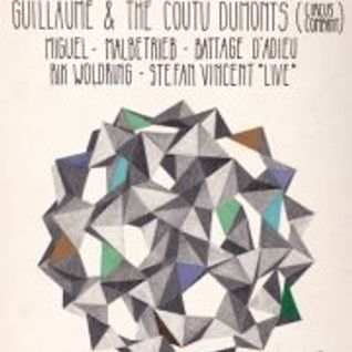 Malbetrieb LIVE @ Sunday Afternoon Collective // Guillaume & the Coutu Dumonds 27-05-12
