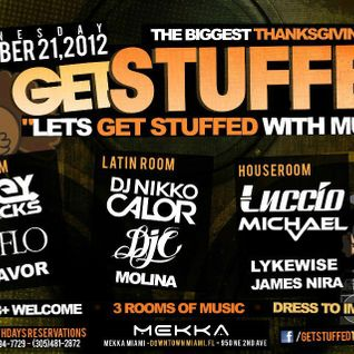 1hour clip from my 2hour set at Get Stuffed