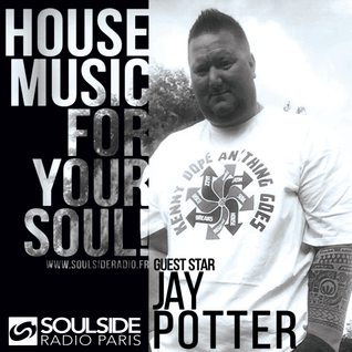 Jay Potter Soulside Radio Paris 9th April 2016