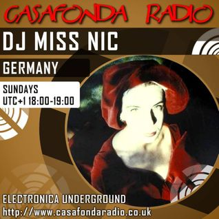 DJ Miss Nic - Hamburg Floorward 016 for Casafonda Radio
