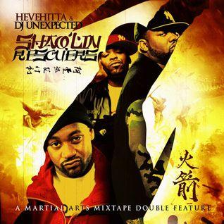 Hevehitta & DJ Unexpected - Shaolin Rescuers | Wu-Tang Clan x DJ Premier x Alchemist