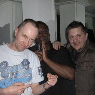Mark Devlin at Cybernetic Soul, Rehab, Swindon, 27/3/09