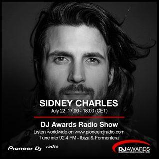 DJ Awards 2016 Radio Show #004 (Sidney Charles Guest Mix)
