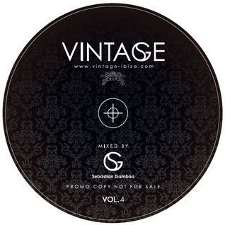 Vintage Ibiza by Sebastian Gamboa Vol. 4