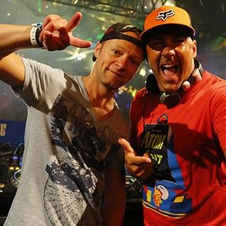 Charly Lownoise & Mental Theo @ Nature One 2014
