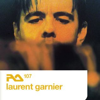 Laurent Garnier RA107 podcast