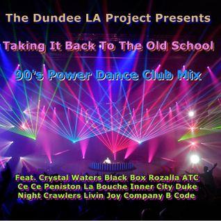 Dundee LA 90's Dance Music Black Box Crystal Waters