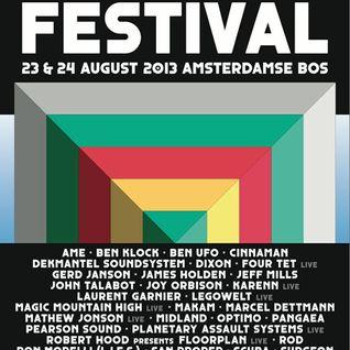 Cinnaman @ Dekmantel Festival 2013 (24-08-2013)