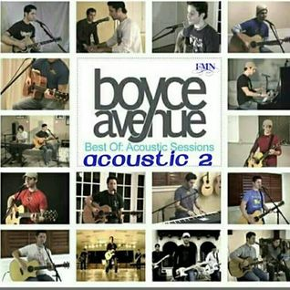BOYCE AVENUE ACOUSTIC COVER 2