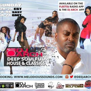 DJ ARCH Soulful House Mastermix (Mix#151)