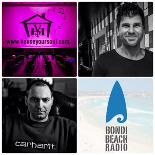 HYS Show on Bondi Beach Radio with special guests Con Stretch and Christian G 5.2.15