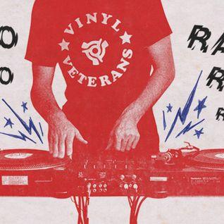Vinyl Veterans Radio Show # 1 - 31.10.14 - Totally Radio
