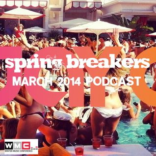 Jay C's 'Spring Breakers' March 2014