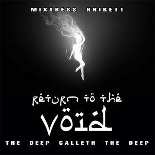 Krikett - Return To The Void