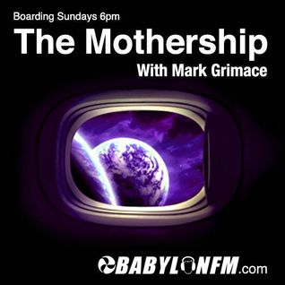 MOTHERSHIP BROADCAST 032 - GUEST MIX PATRICK DSP LIVE FROM BERLIN PART 2