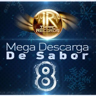 Mega Descarga de Sabor Vol 8 - Bachata Mix