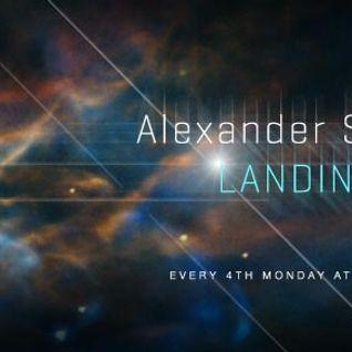 Alexander Savitskiy - Landing Place Episode 005 @ Proton Radio 23.01.2012